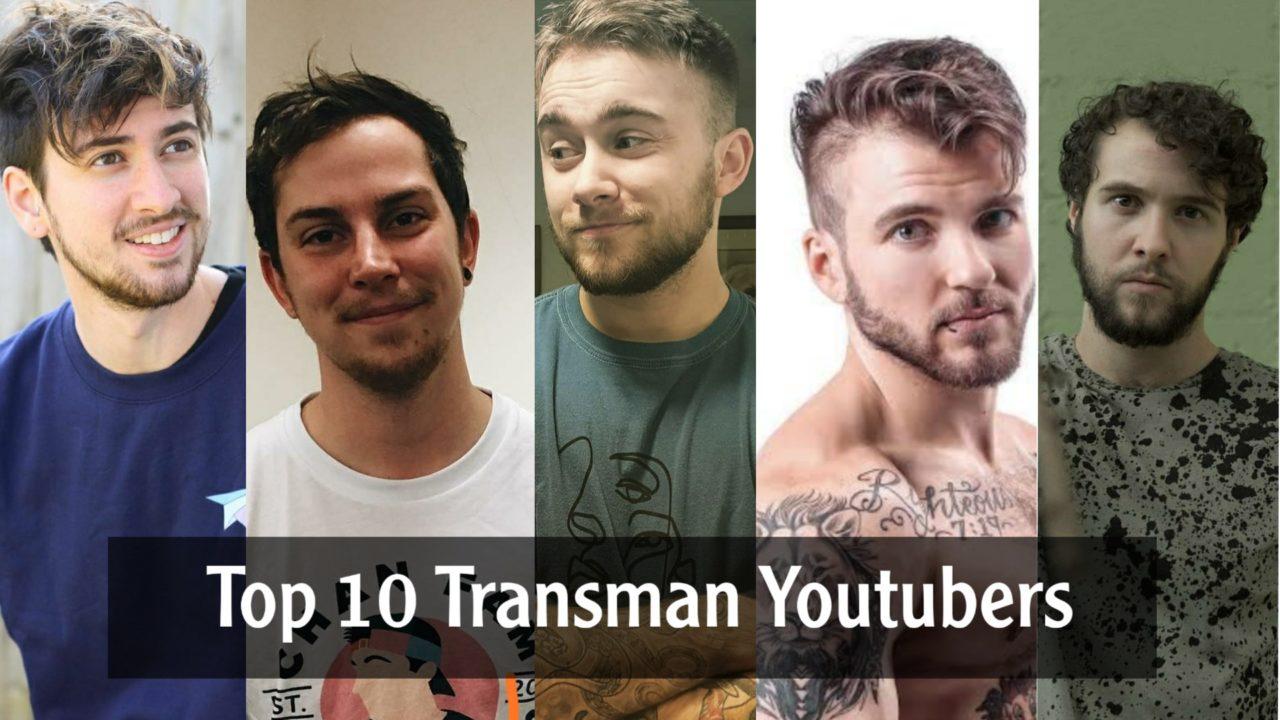 Transman youtuber